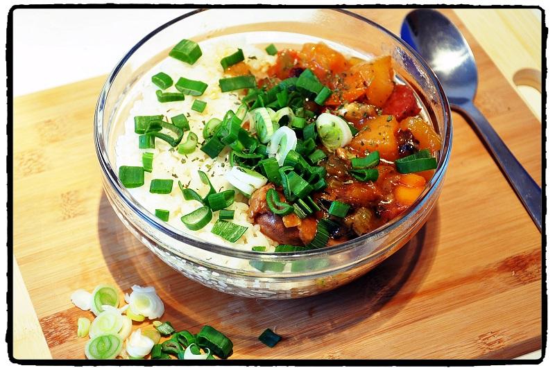gumbo, americká kuchyňa, spicy food