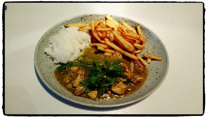ázijská kuchyňa, krevety, thai, curry