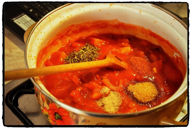 Paradajková chilli polievka3