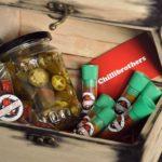 darček, jalapenos, chilli